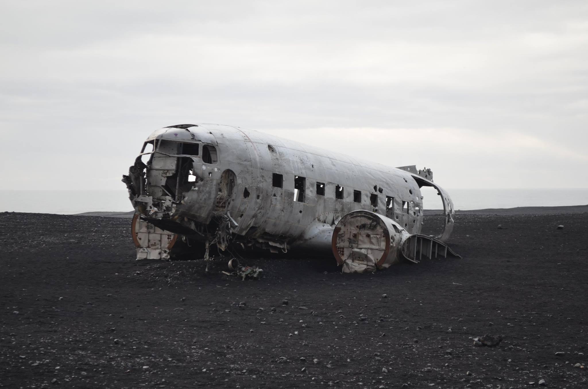 Épave du DC-3